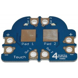 Crumb - Sensor doble de tacto