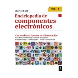 Make: Electrónica Enciclopedia de componentes electrónicos, Vol. 1