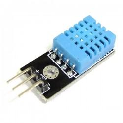 DHT11 - Sensor humedad y temperatura compatible Arduino
