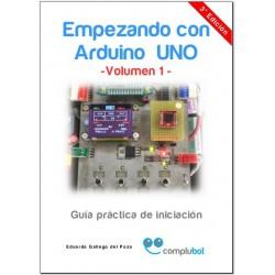 Libro Empezando con Arduino UNO - Volumen 1