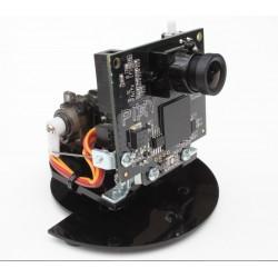 Base orientable de 2 ejes para Pixy CMUcam5