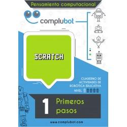 Scratch – 1 Primeros pasos