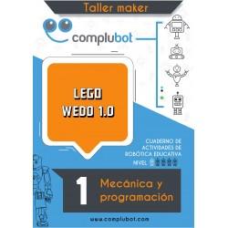 LEGO WEDO 1.0 - 1 Mecánica y programación