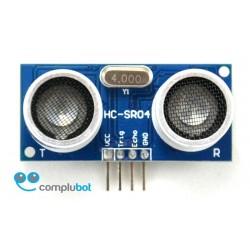 Sensor de distancias HC-SR04